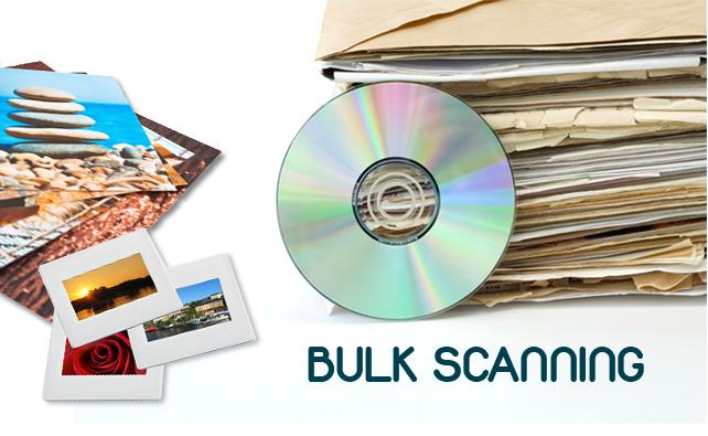 Bulk Scanning