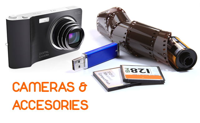 Cameras and Camera Accessories in Bromsgrove
