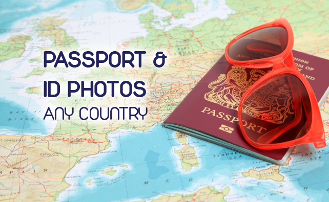 Passport and ID photos in Bromsgrove