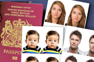 Passport photos and ID photos